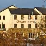 Cryan's Hotel, Carrick on Shannon.