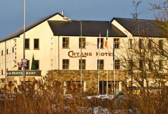 Cryan's Hotel, Carrick on Shannon.