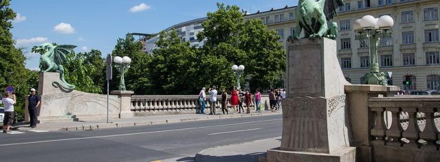 Ljubljana Köprüleri