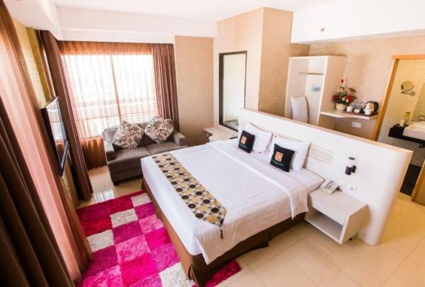 Hotel dekat Stasiun Bandung Kota yang Bagus