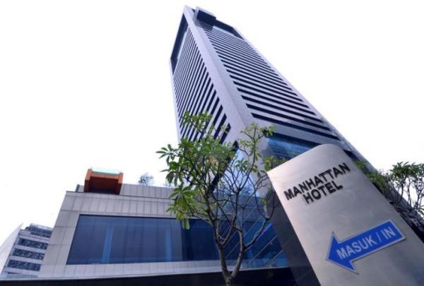 Manhattan Hotel Kuningan Jakarta Selatan