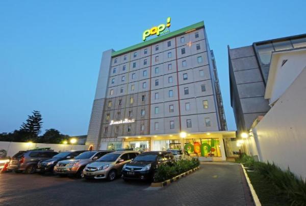 POP Hotel Tebet Jakarta Selatan
