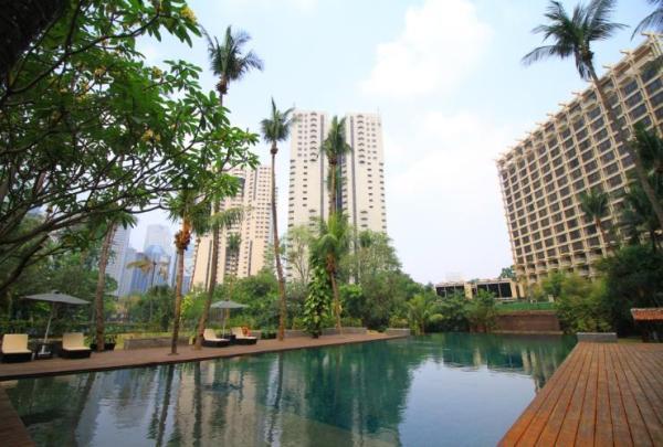 Hotel Sultan Jakarta Selatan