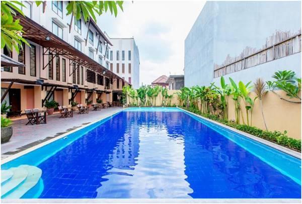 The Grand Santhi Hotel Denpasar Bali