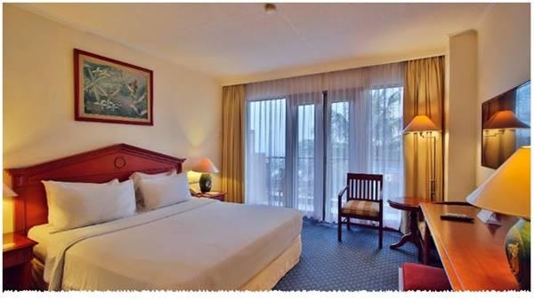 1. The Jayakarta Hotel Bandung