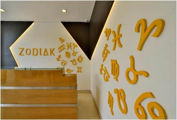 Lobby Zodiak @Kebonjati Bandung