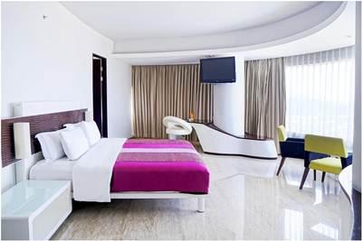 Hotel Sensa Bandung, Hotel di tengah pusat belanja
