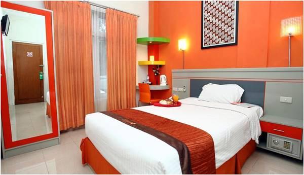 View Kamar Hotel Aryuka Yogyakarta