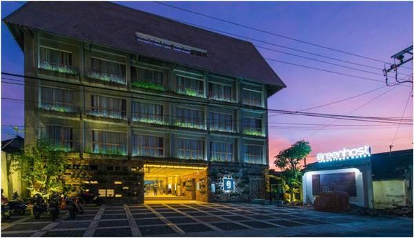 View Depan Greenhost Boutique Hotel Prawirotaman