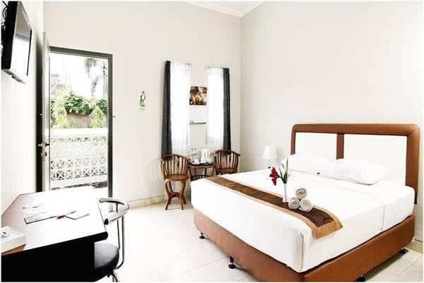 View Kamar LPP Garden Hotel Jogja yang Bagus dan Nyaman