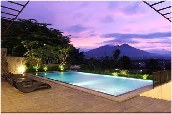Hotel Royal Bogor Jl Juanda