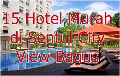 Hotel Murah di Sentul City Bogor