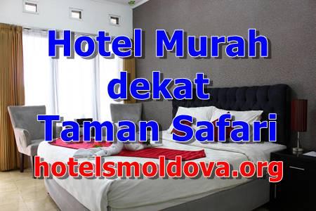 Hotel dekat Taman Safari Puncak Cisarua Bogor