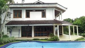 9. Villa Bukit Pelangi Sentul