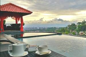 9. The Dago Highland Resort and Spa
