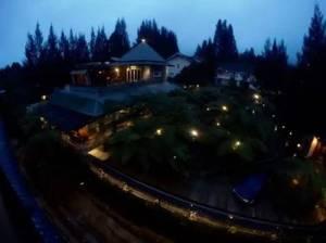 gambar hotel kalang ulu berastagi