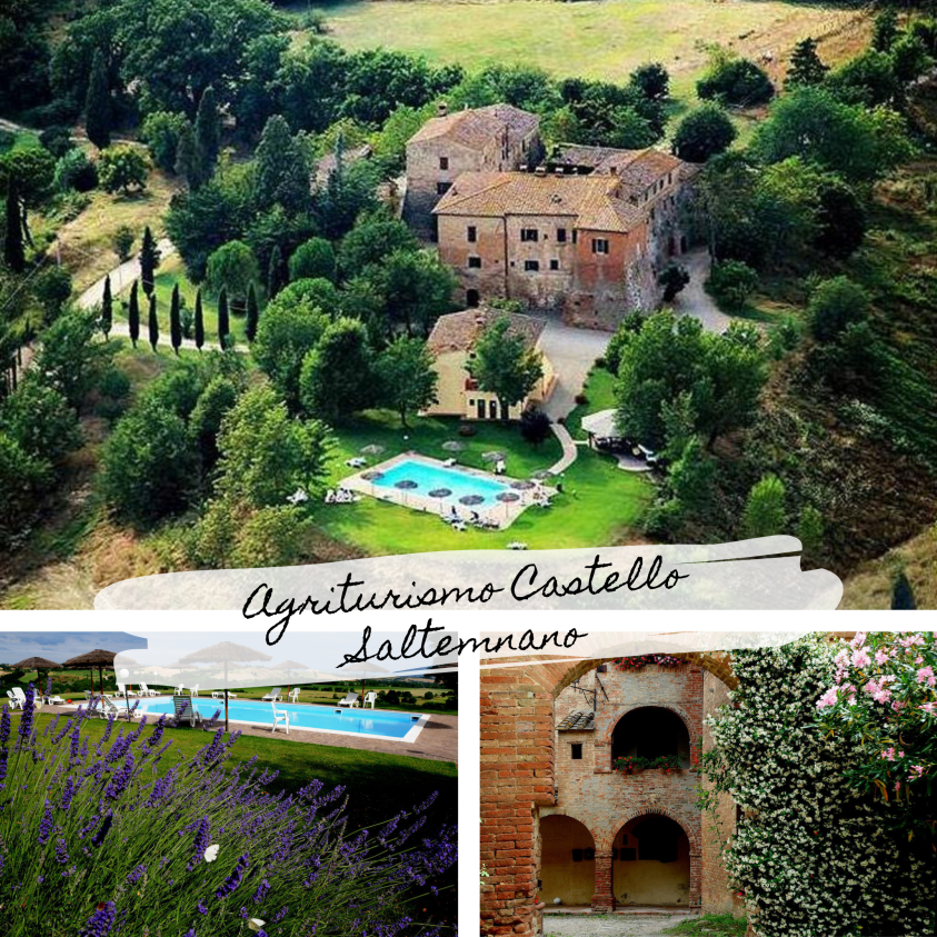 Hotels Near Trains | Italy Castle Hotels | Agriturismo Castello Saltemnano