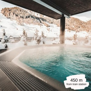 Hotels Near Trains | St Anton am Arlberg | Anthony's Life and Style Hotel