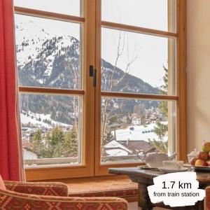 Hotels Near Trains | St Anton am Arlberg | Chalet Griffin