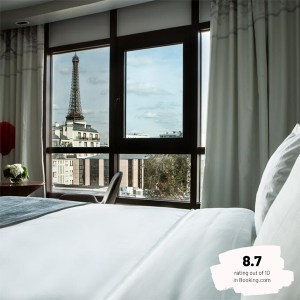 Hotels Near Trains | Paris | Eiffel Tower | Le Parisis - Paris Tour Eiffel