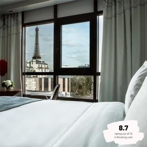 Hotels Near Trains | Paris | Eiffel Tower | Le Parisis - Paris Tour Eiffel