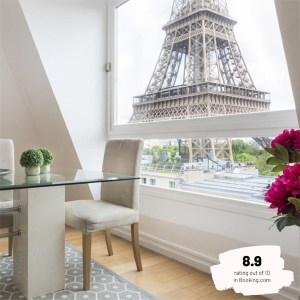 Hotels Near Trains | Paris | Eiffel Tower | Résidence Charles Floquet
