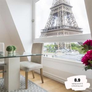 Hotels Near Trains | Paris | Eiffel Tower | Résidence Charles Floquet