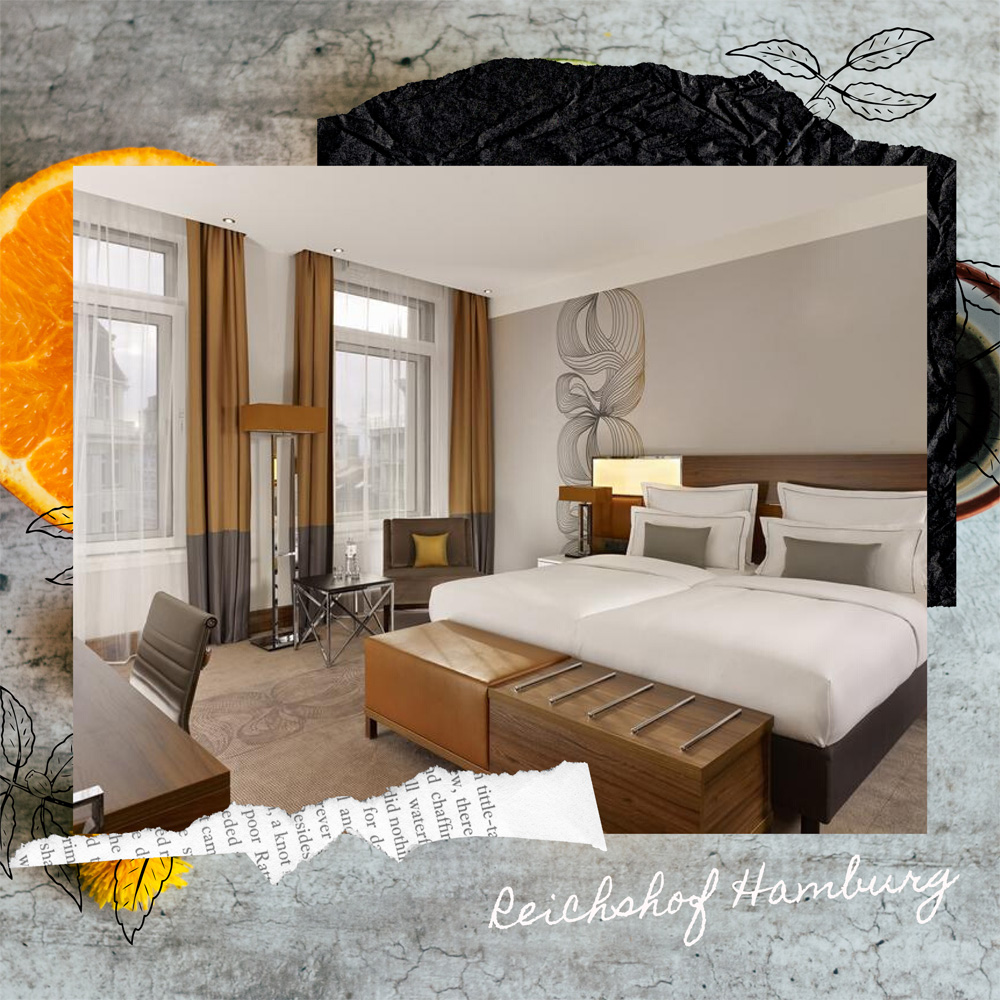Hotels Near Trains | Hamburg | Reichshof Hamburg - Curio Collection by Hilton