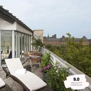 Hotels Near Trains | Hamburg | NH Collection Hamburg City