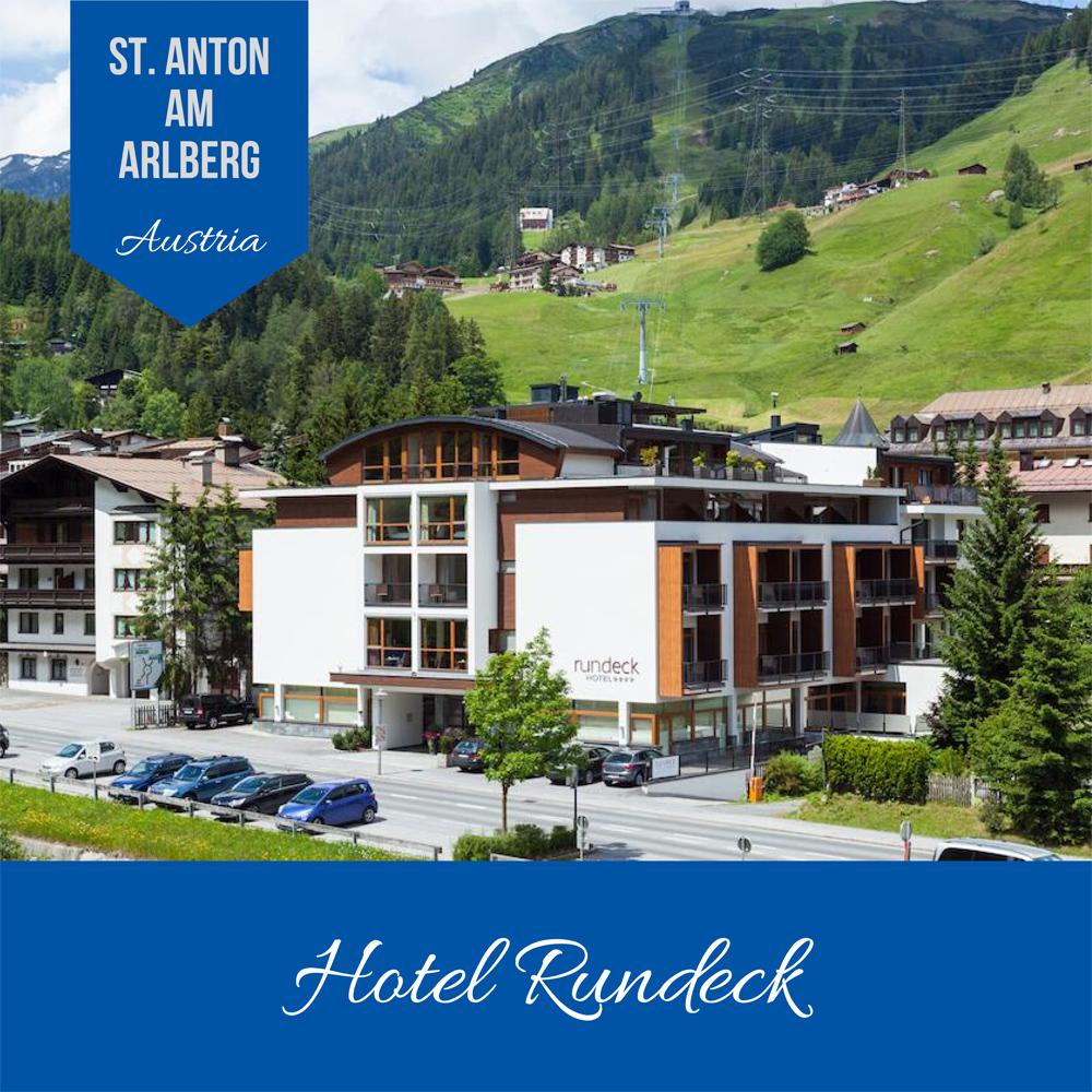 Hotels Near Trains | St Anton am Arlberg | Hotel Rundeck