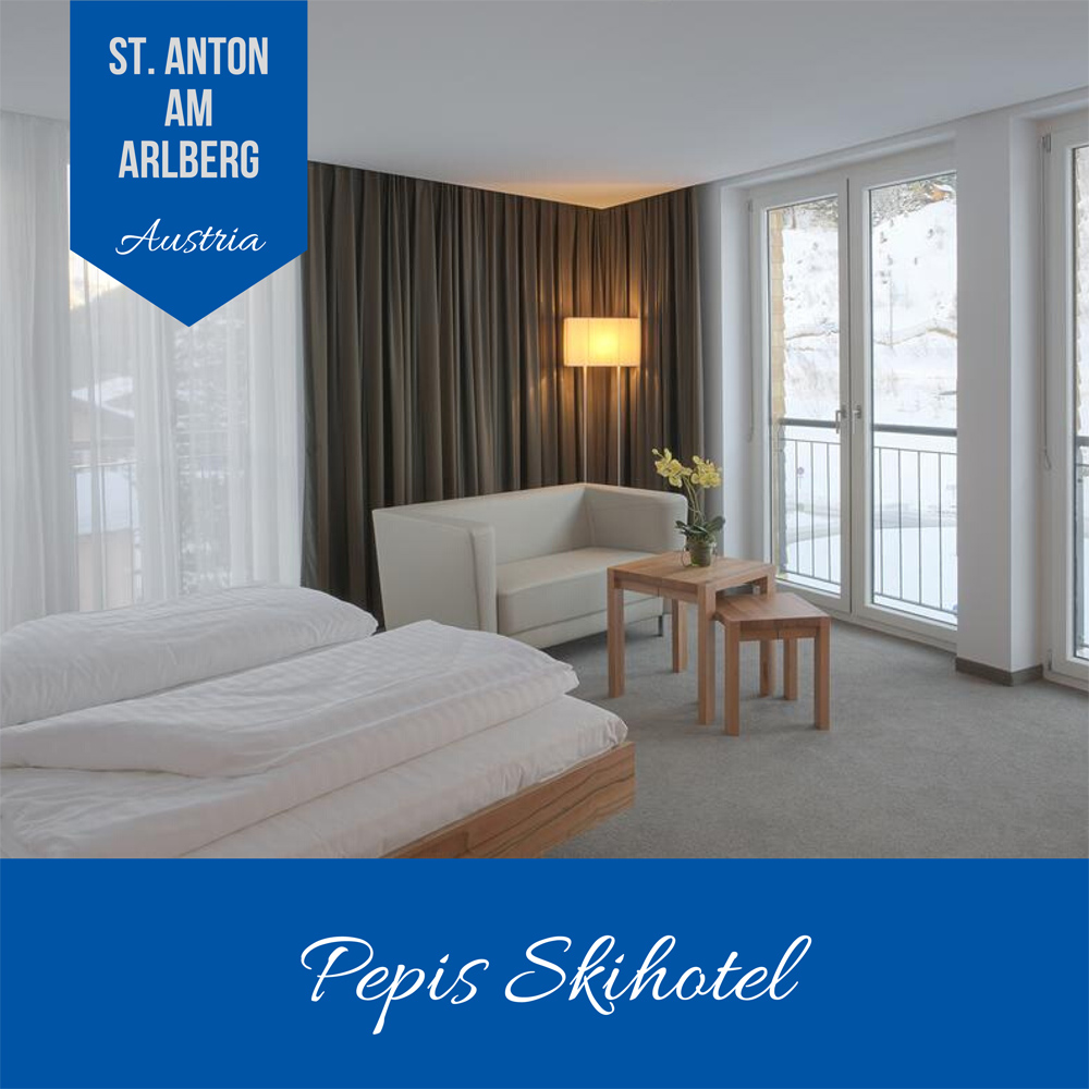 Hotels Near Trains | St Anton am Arlberg | Pepis Skihotel