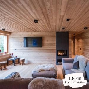 Hotels Near Trains | St Anton am Arlberg | Riffelalp Lodge
