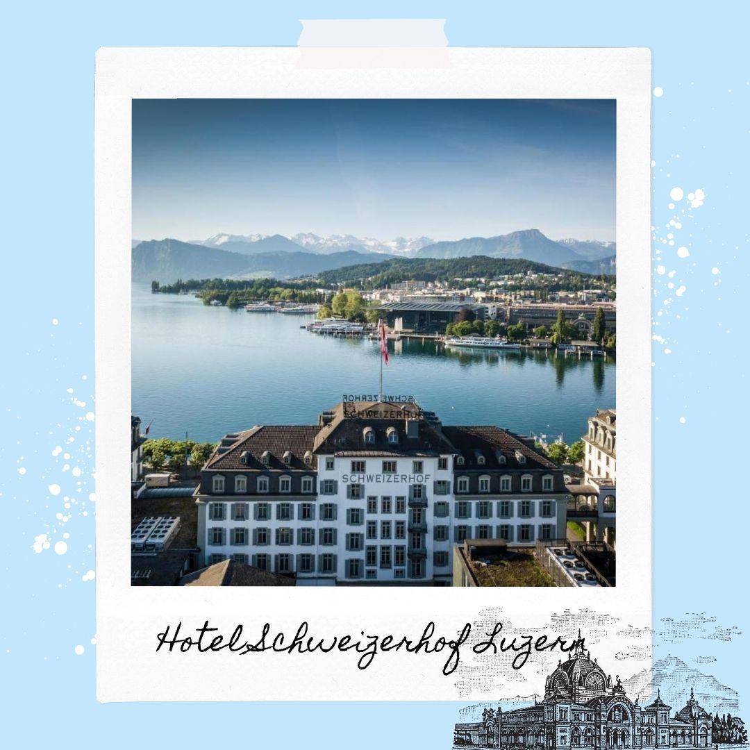 Hotels Near Lucerne Train Station - Hotel Schweizerhof Luzern