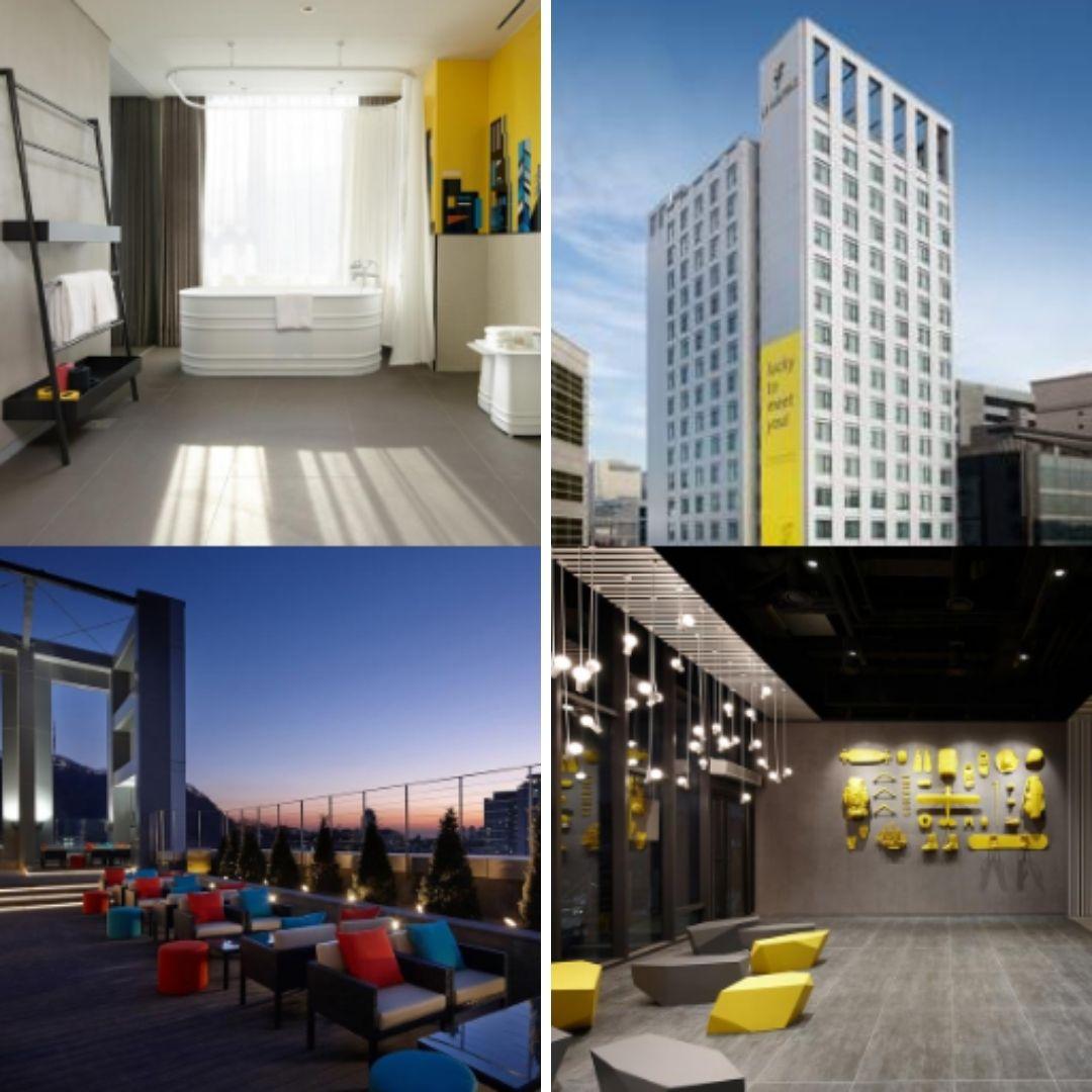 Hotels Near Myeongdong Station - L7 Myeongdong by Lotte