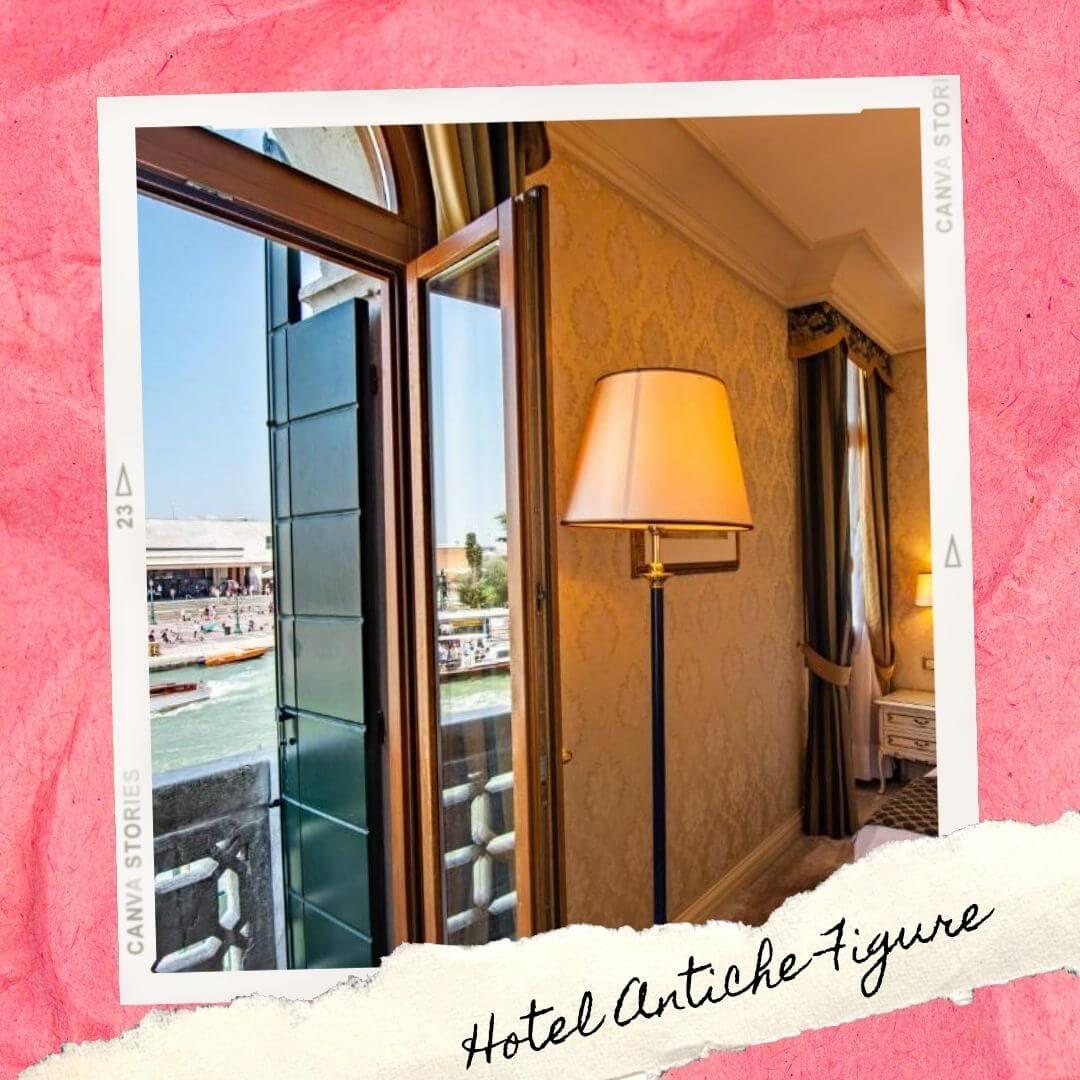 Hotels Near Trains - Venezia Sta Lucia - Hotel Antiche Figure
