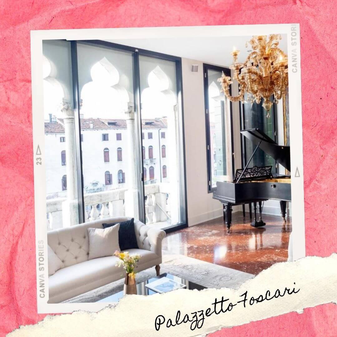 Hotels Near Trains - Venezia Sta Lucia - Palazzetto Foscari