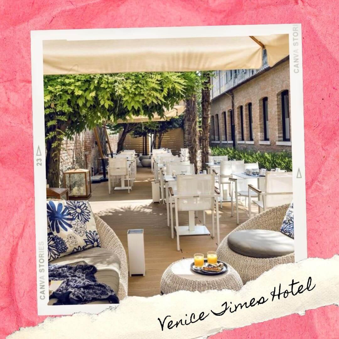 Hotels Near Trains - Venezia Sta Lucia - Venice Times Hotel