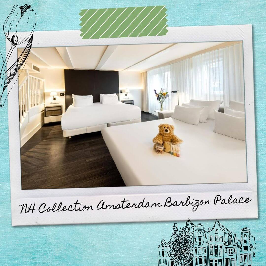 Hotels Near Amsterdam Central Train Station - NH Collection Amsterdam Barbizon Palace