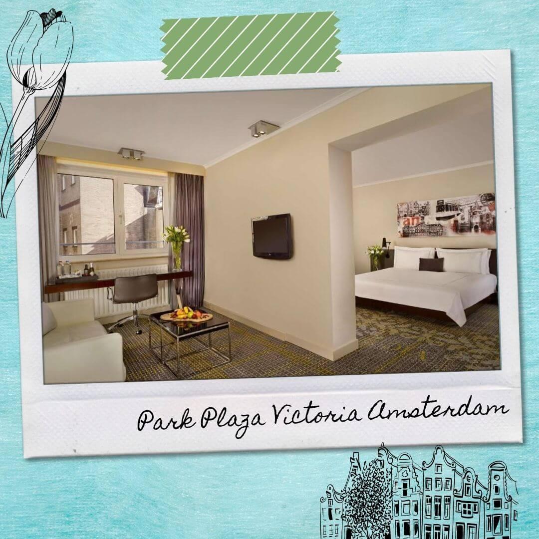 Hotels Near Amsterdam Central Train Station - Park Plaza Victoria Amsterdam