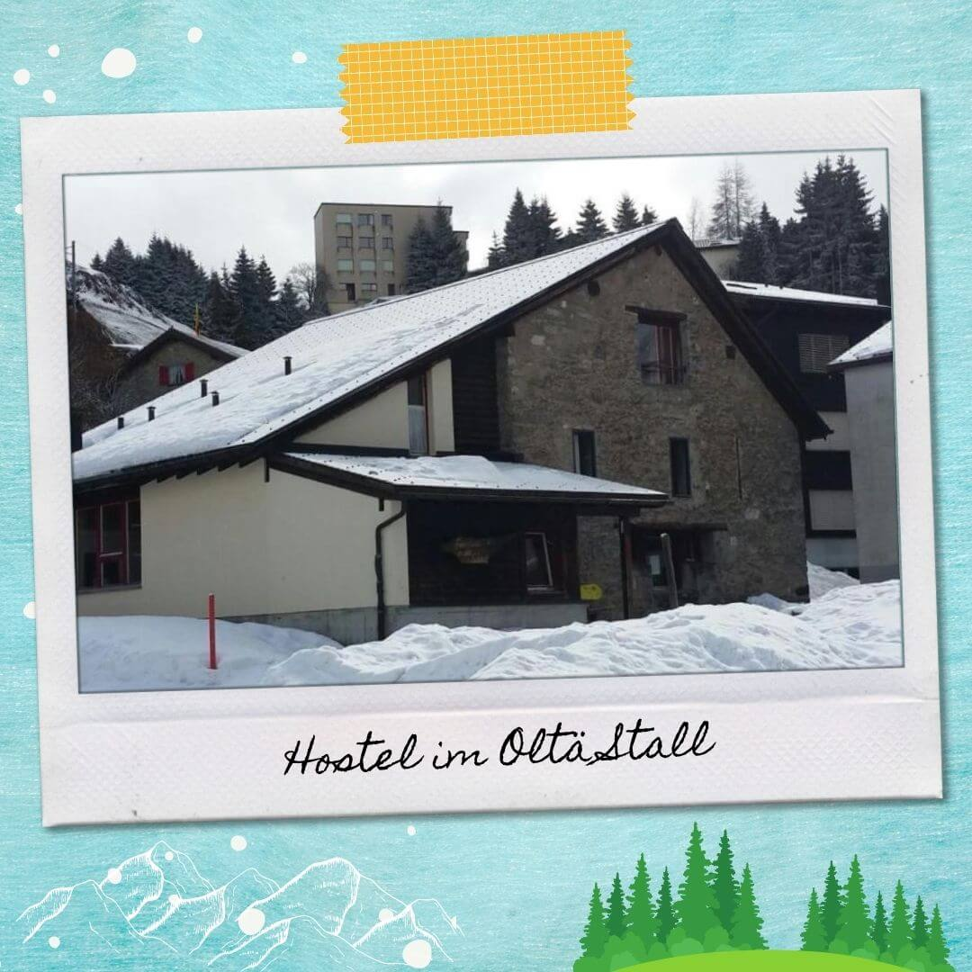 Hotels Near Andermatt Train Station - Hostel im Oltä Stall