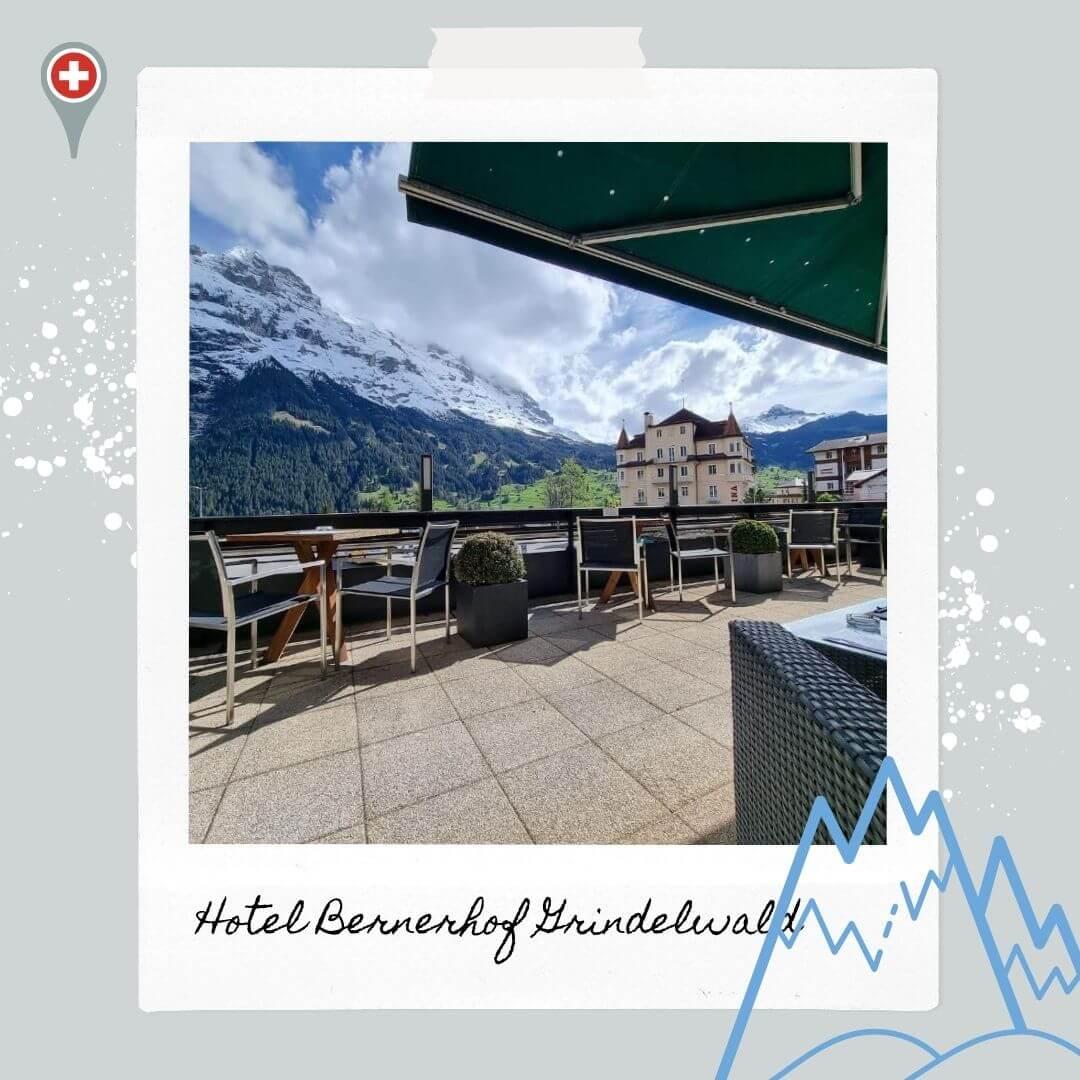 Hotels Near Grindelwald Train Station - Hotel Bernerhof Grindelwald
