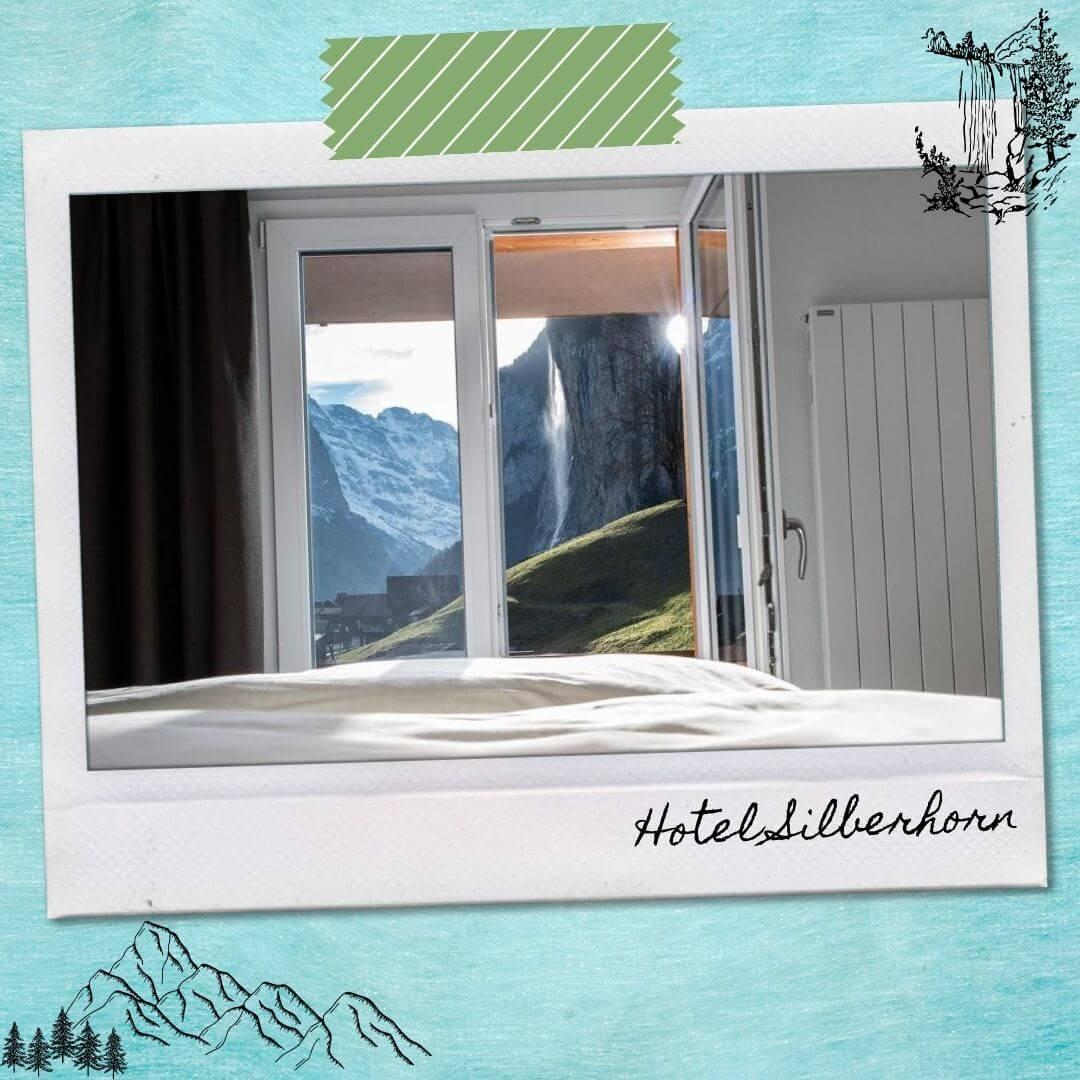 Hotels Near Lauterbrunnen Train Station - Hotel Silberhorn