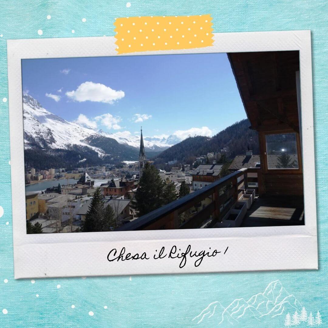 Hotels Near St Moritz Train Station - Chesa il Rifugio 1