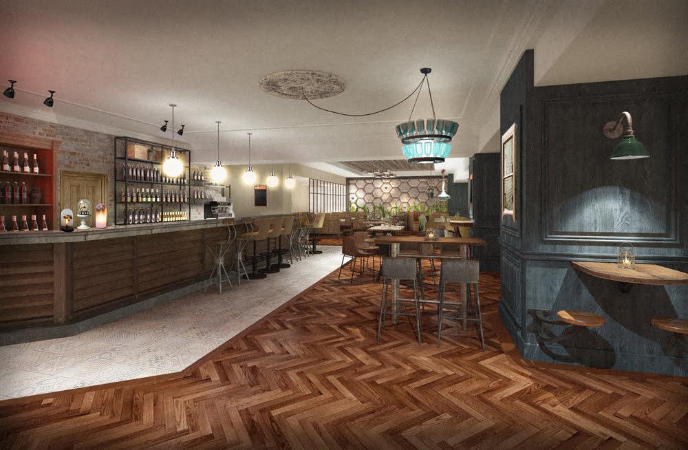 Accor S Mercure Bristol Grand Hotel Space