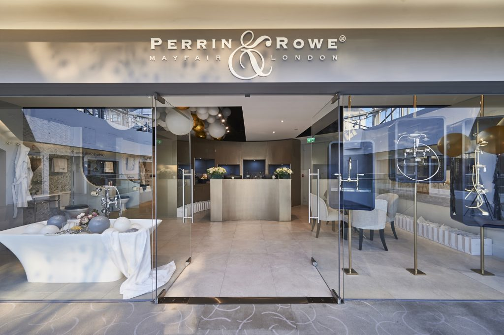 Perrin Amp Rowe Opens Flagship Showroom In Design Centre