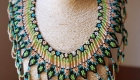 Collar en mostacilla - Necklace in mostacilla