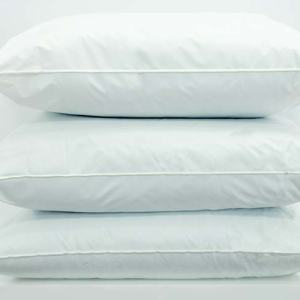 Soft Check Pillow by Harbor Linen