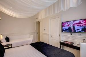 camera tripla hotel roma