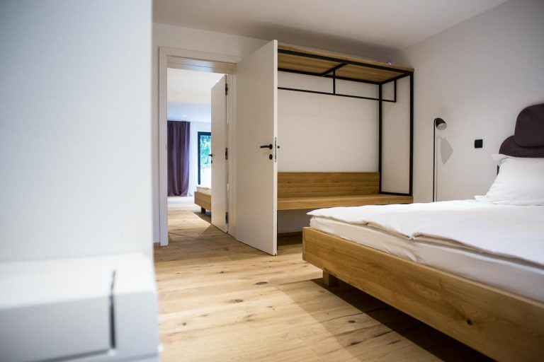 Hotel Vault Ljubljana - connecting room
