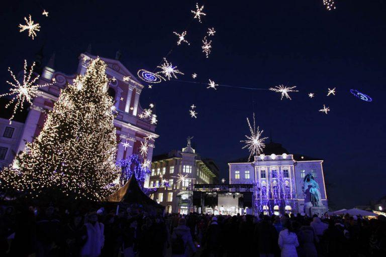 Ljubljana by Night